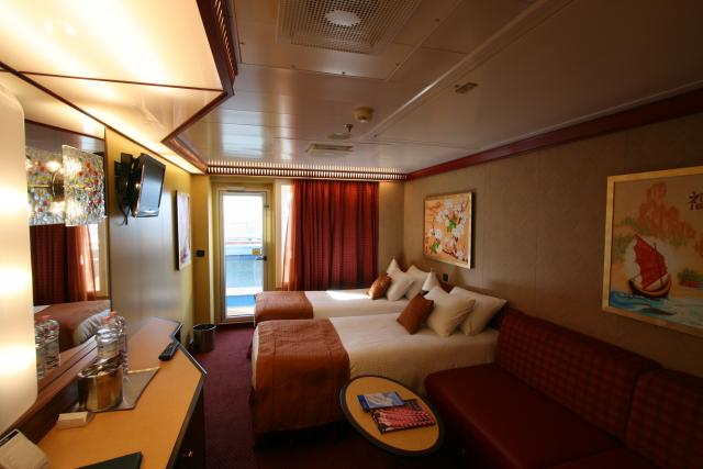 Carnival Dream Interior Room Pictures